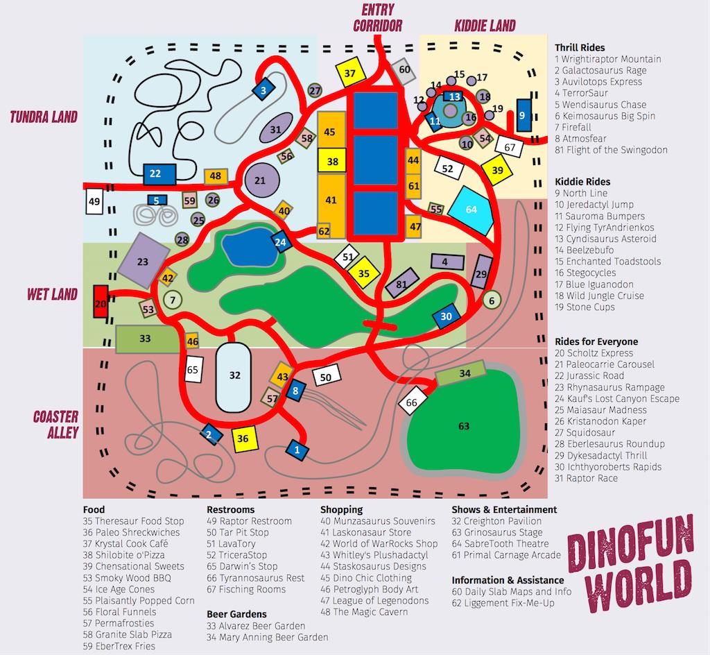 World Map Assignment.Tutorial 2
